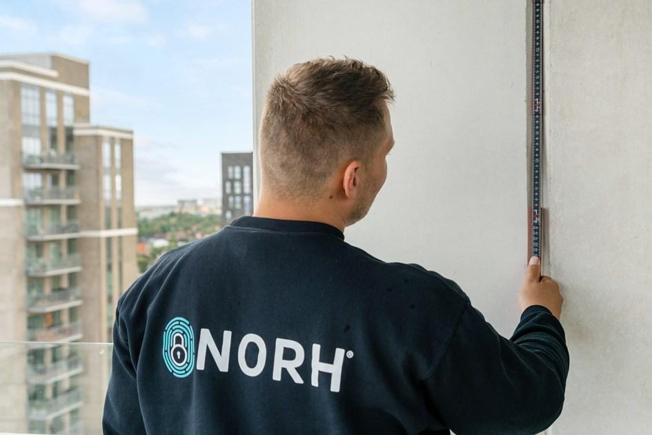 elektriker og elinstallatør københavn måler på en bygning