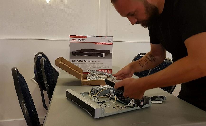 Smart-home, IHC-anlæg og IBI anlæg. el installationer udført af elektriker Vanløse.