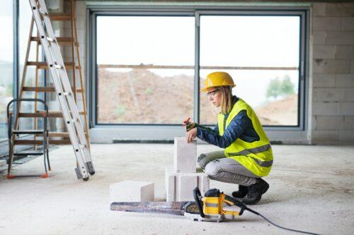 Byggepladsbelysning - montering af byggepladslys København og Nordsjælland