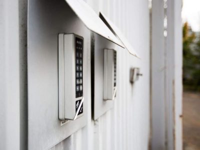 elektriker Amager installerer adgangskontrol
