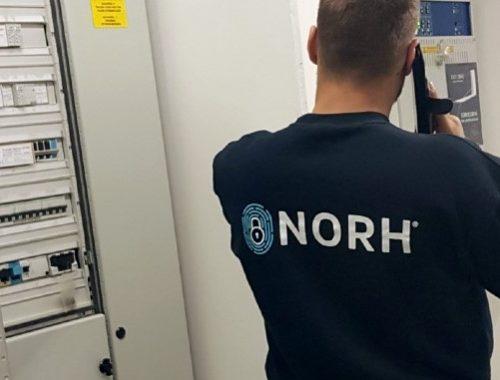 Norh elektriker Søborg og elektriker Hvidovre, autoriseret elinstallatør.