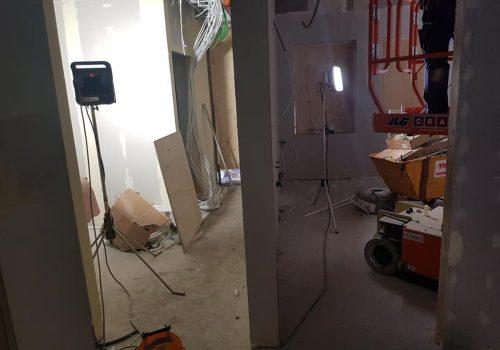 Ny el installation, el-renovering af lejlighed København