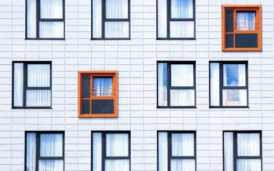 Norh malerfirma København renoverer vinduer.